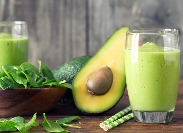 Anche avocado e spinaci sono ricchi di potassio