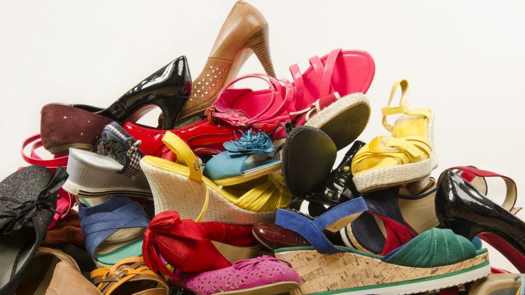 scarpe fuori