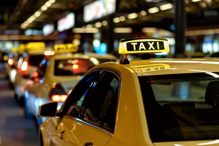 Diversi tipi di transfer: i taxi