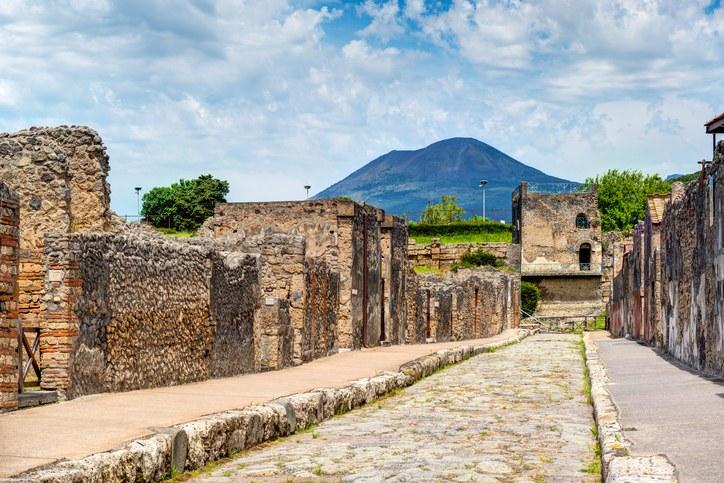 Pompei e i Greci: la mostra sotto il Vesuvio