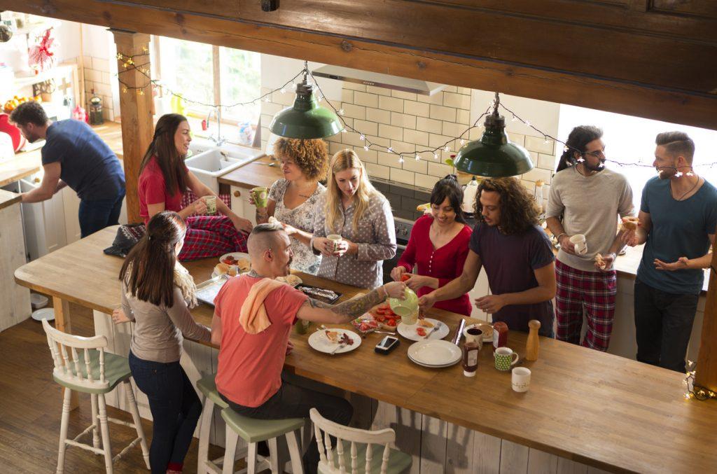 House sharing, gli italiani alla prova della casa a metà