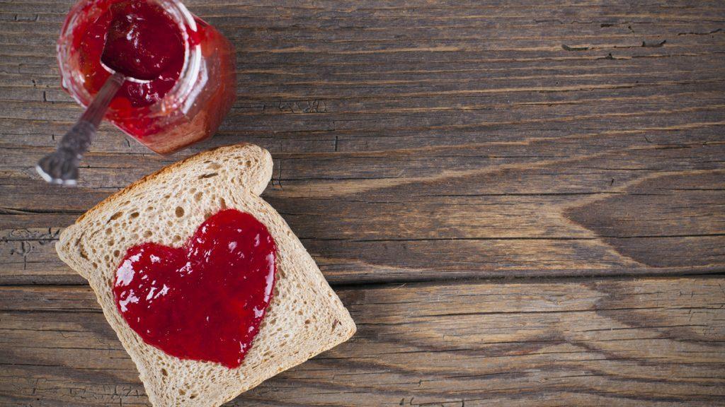 Marmellata fatta in casa: buona, sana, semplice