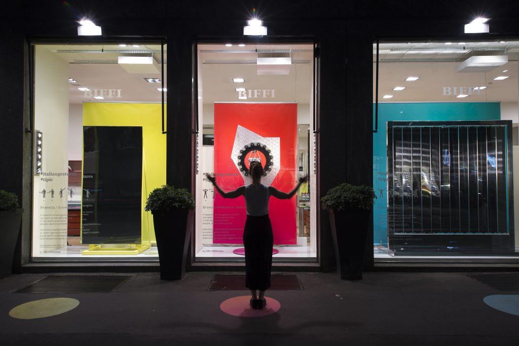Le vetrine palcoscenico della shopping experience