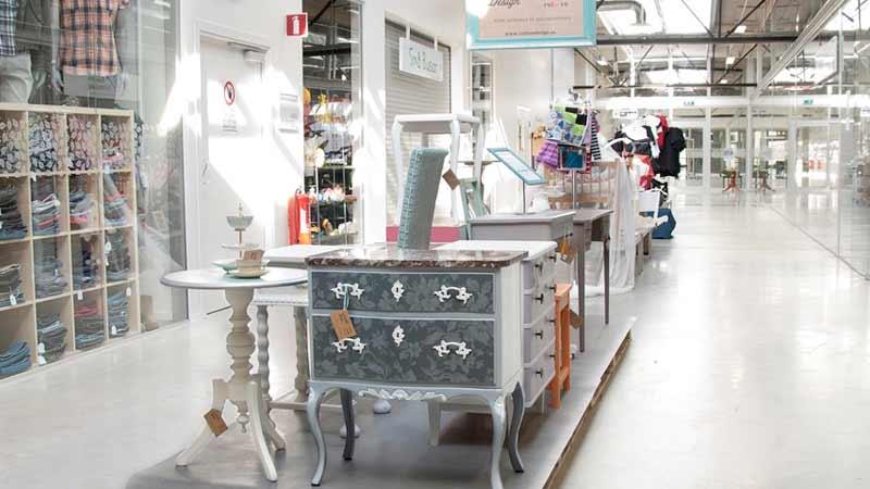In Svezia un centro commerciale che ricicla e non spreca