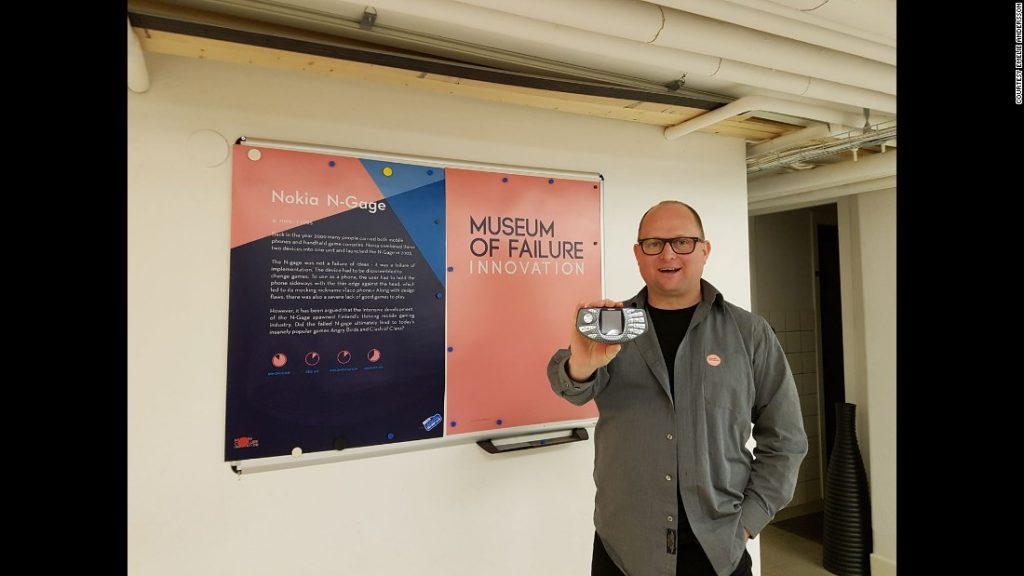 Successi mancati: in Svezia il Museo del fallimento