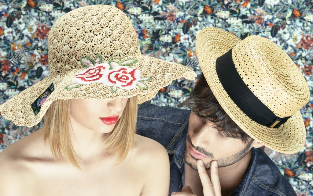 Il cappello come emblema del viaggio