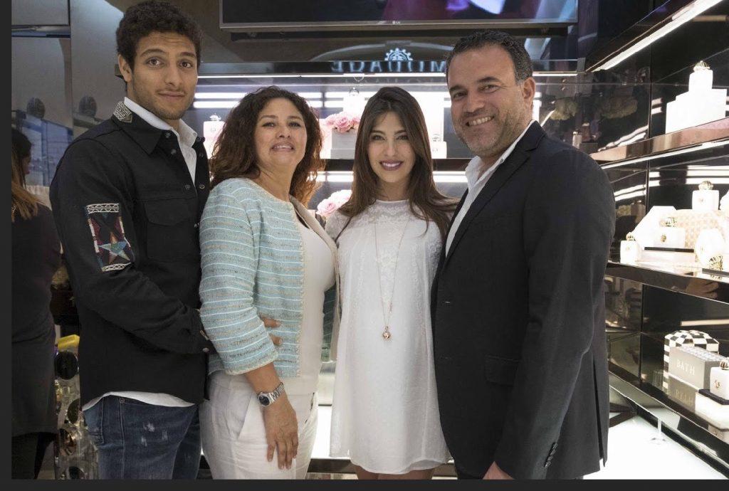 Leonardo Catalani, Serafina Movilla, Ariadna Romero, Andrea Catalani