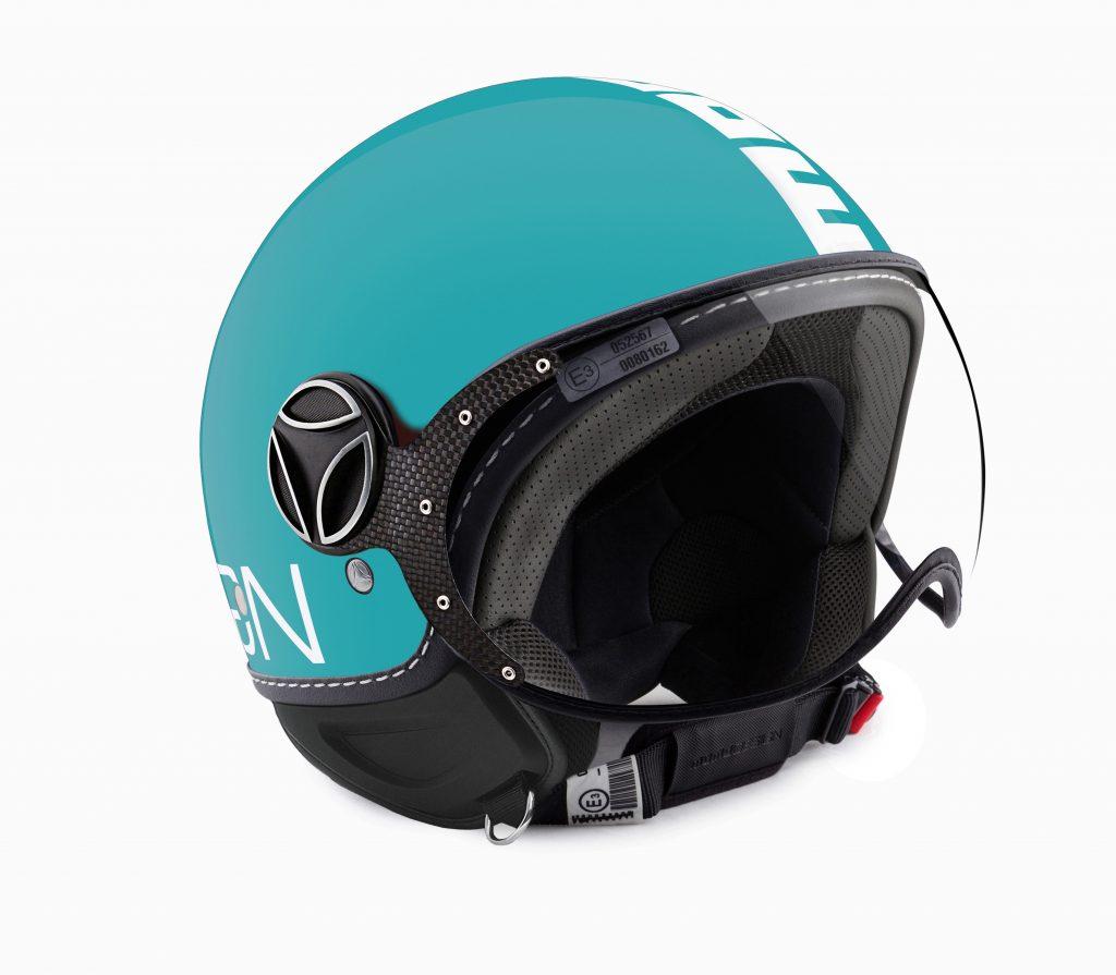Centauri con stile: il casco oltre la sicurezza