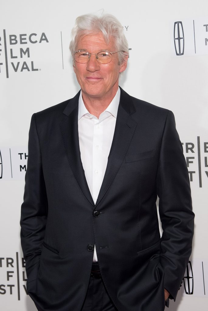 NEW YORK, NY - APRIL 24: Richard Gere attends 'The Dinner' Premiere during the 2017 Tribeca Film Festival at BMCC Tribeca PAC on April 24, 2017 in New York City. (Photo by Mike Pont/WireImage)