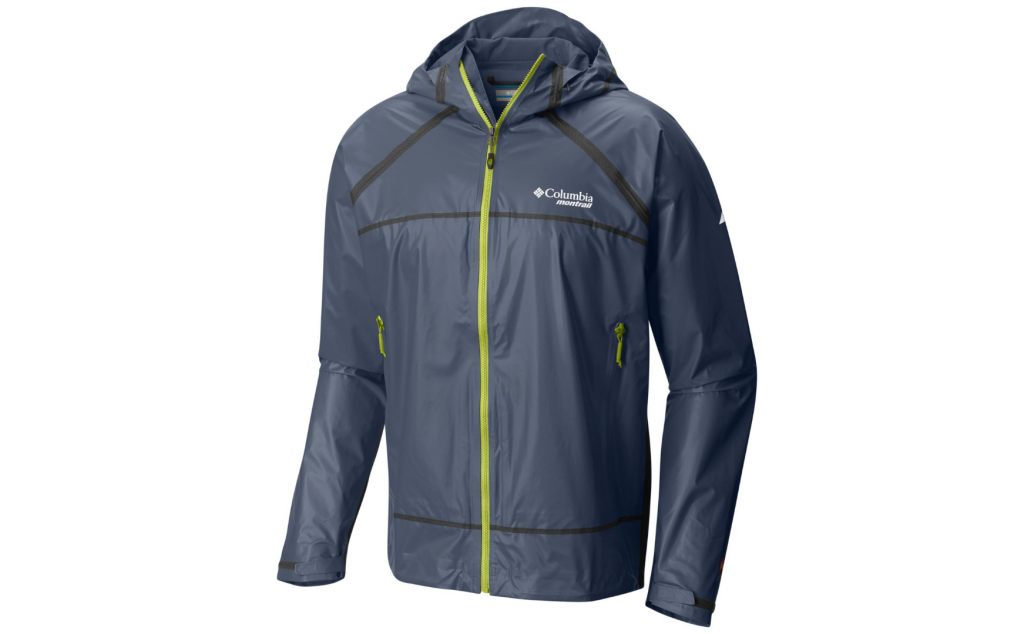 La giacca Montrail Shell Outdry Ex Light di Columbia