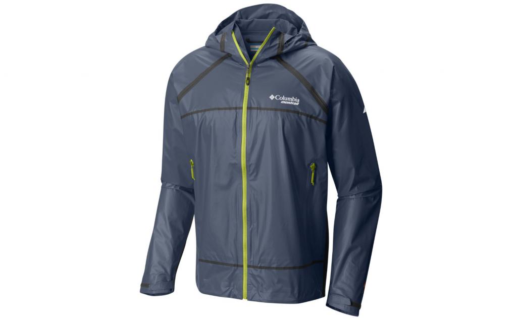 La giacca Montrail Shell Outdry Ex Light di Columbia