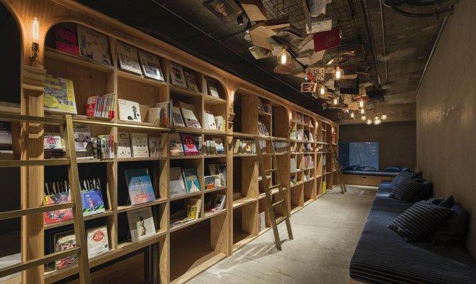 Biblioteca in hotel? Si può: ecco dove