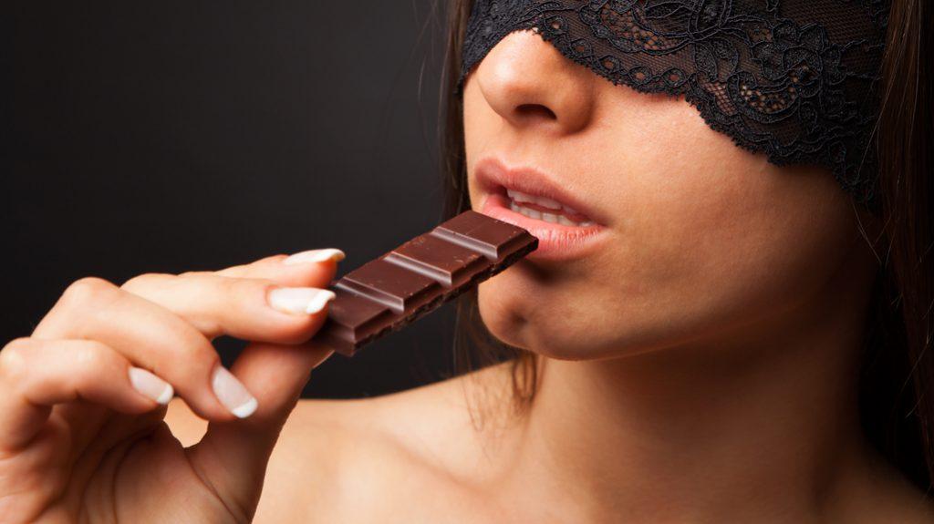 cioccolato, cibi che spengono la passione