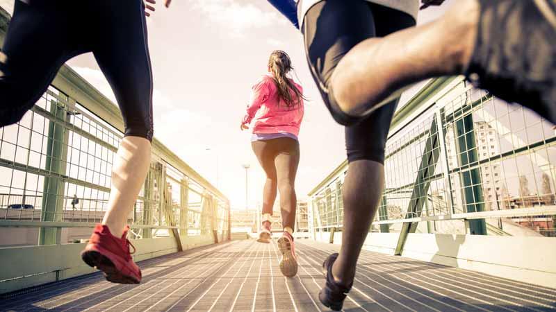 Correre per ringiovanire: basta mezz'ora al giorno