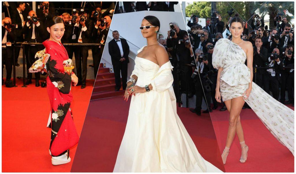 Festival di Cannes: i look più particolari del weekend