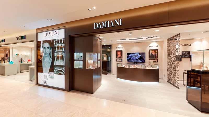 Store Damiani, Ginza
