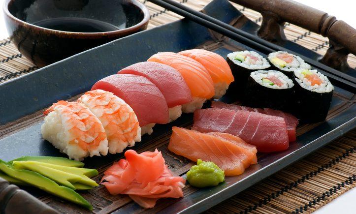 Sushi e sashimi possono essere pericolosi?