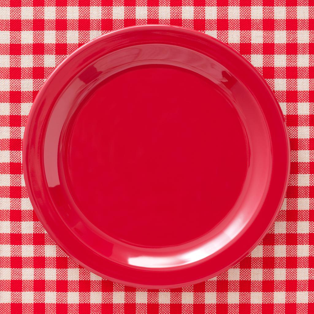 piatto rosso dimagrire
