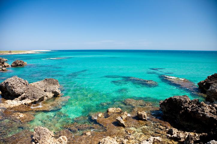 Mare in Italia: Otranto