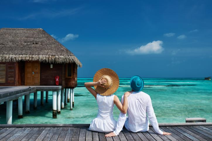Sognare un viaggio con la dolce metà. Tra le mete le Maldive
