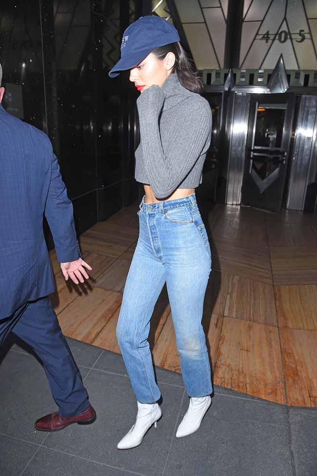 Kendall Jenner, dive da passerella