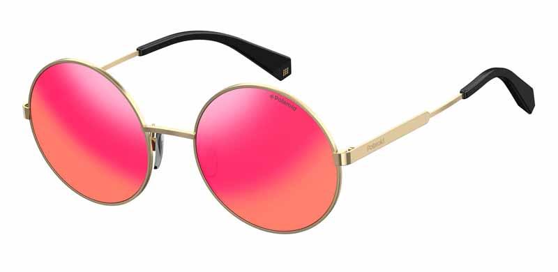 occhiali rosa
