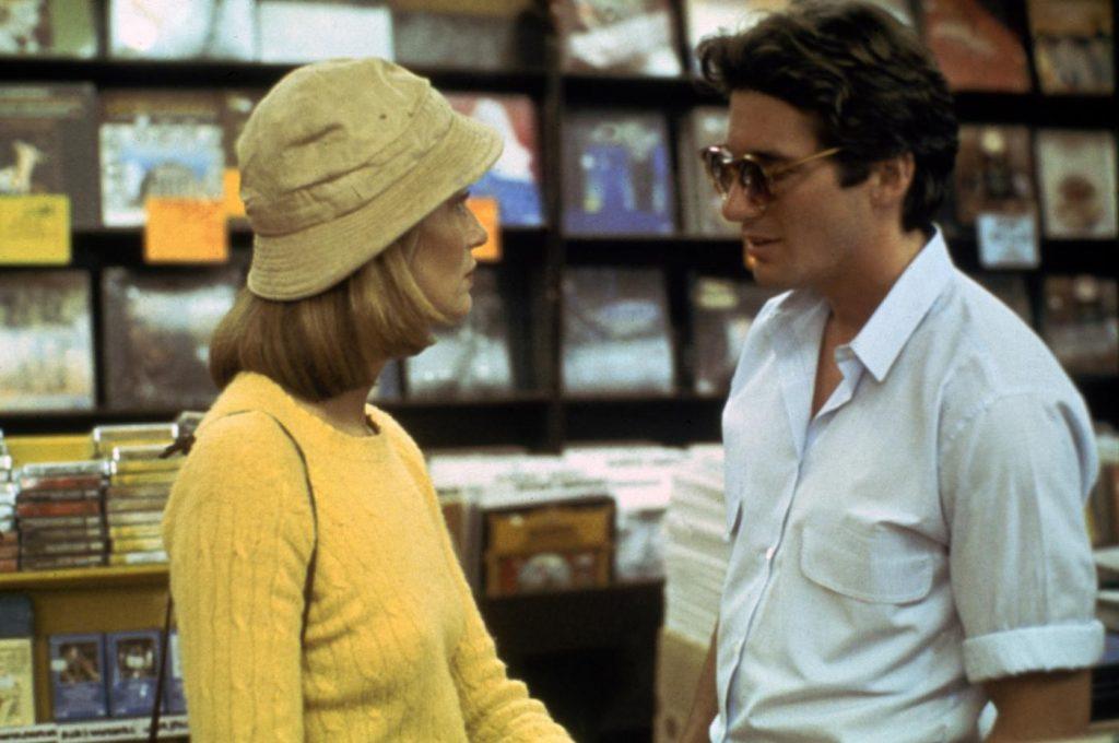 Richard Gere e Laura Hutton in American Gigolò. Foto LaPresse