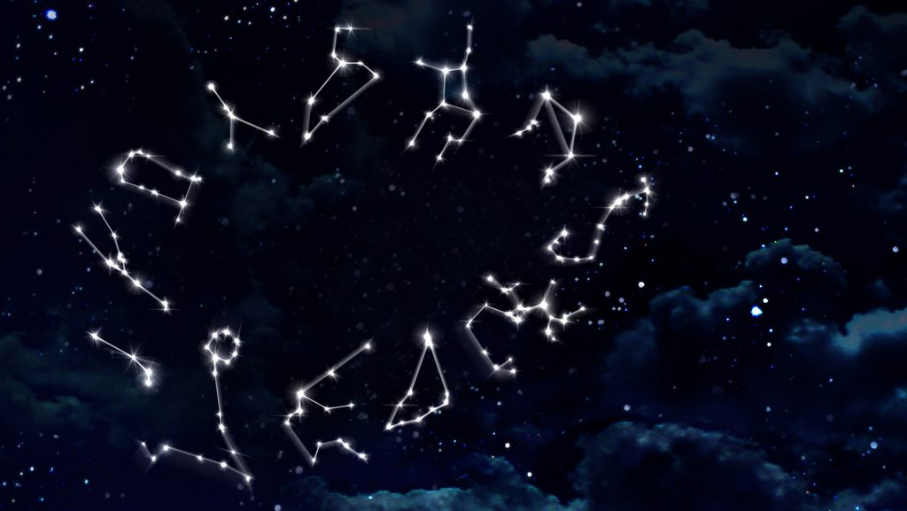 zodiaco, le stelle