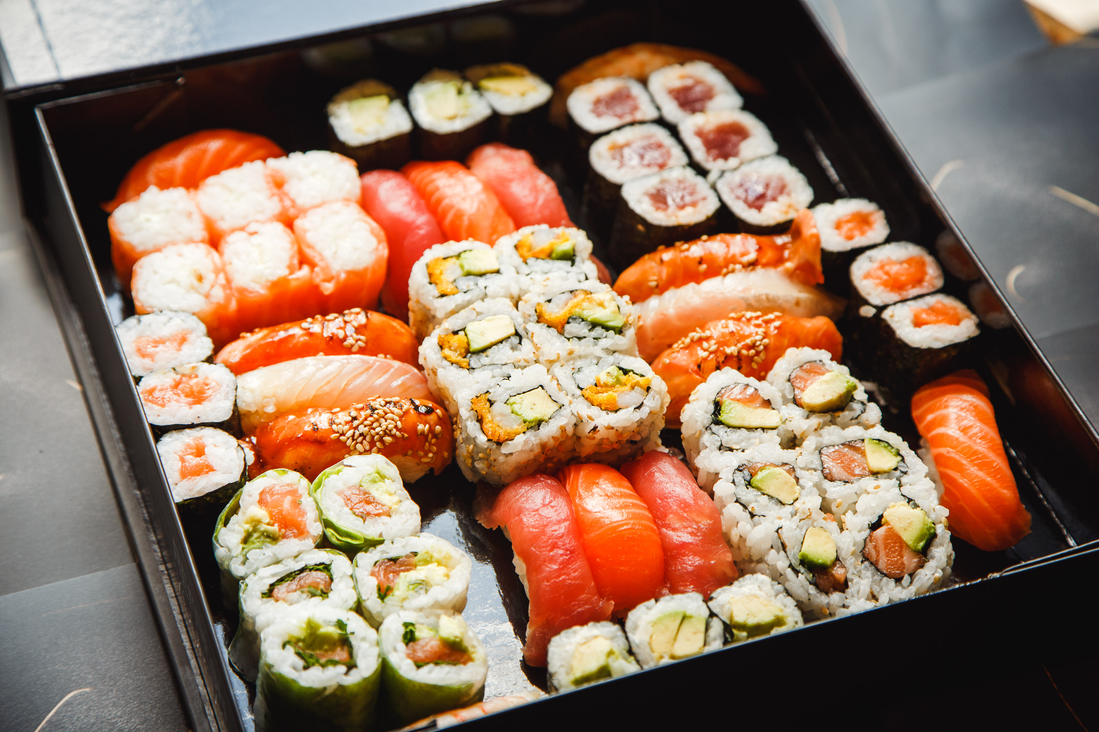 sushi survey Want to know what your customers think send a survey let's look at survey  your customers and the 10 most important questions to ask them.