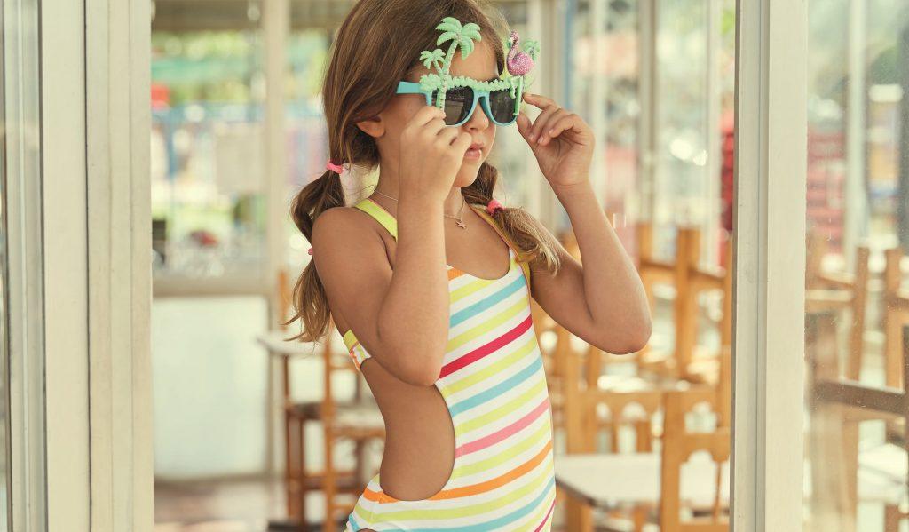 Moda bimbi: questa estate tutti in riga!