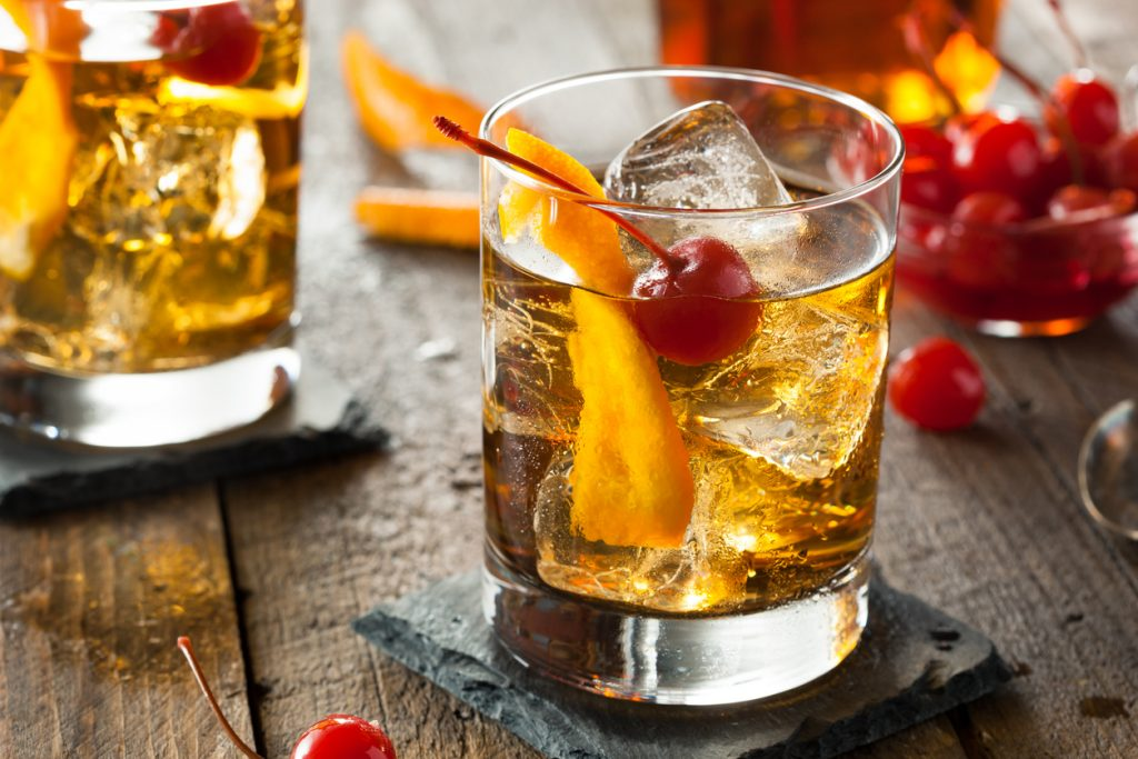 Cocktail con amaro