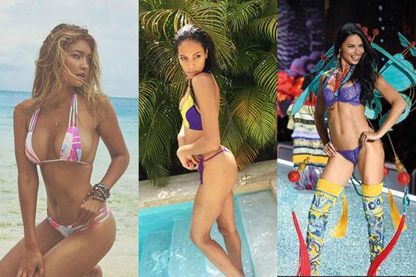 Le modelle di Victoria's Secret più pagate in assoluto