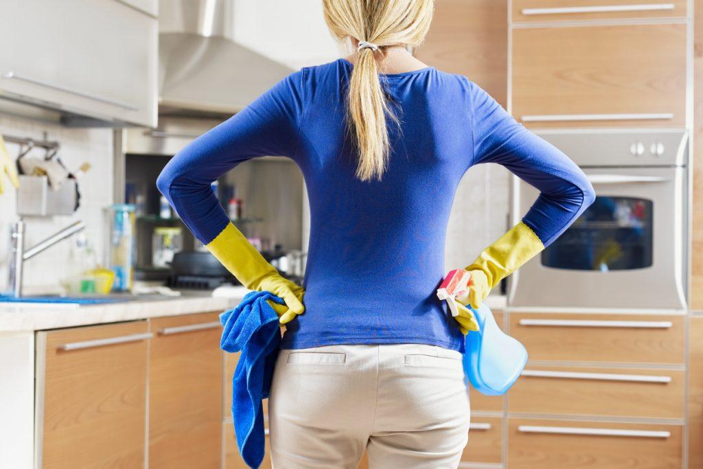 errori di pulizie