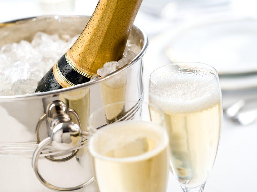 champagne e spumante