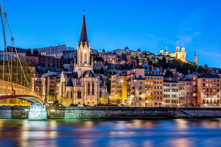 Città da non perdere in Francia: Lione