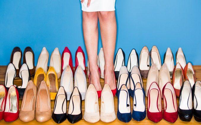 Abbinare le scarpe