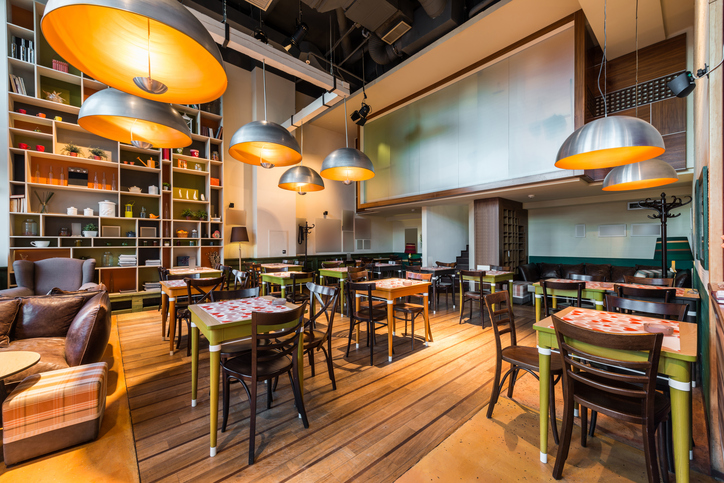 Arredare un ristorante psicologia dell interior www for Arredamento fast food