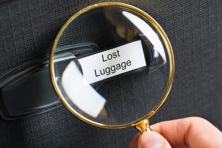 Bagagli smarriti: per fortuna sono meno