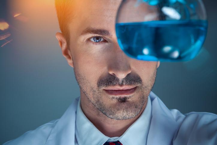Scienziati belli