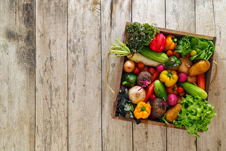 Verdura biologica: è veramente più sana