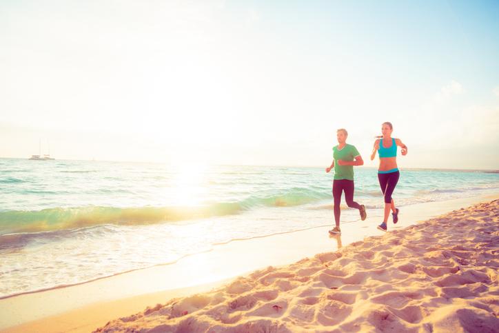 Contrare l'inattività in vacanza con il jogging