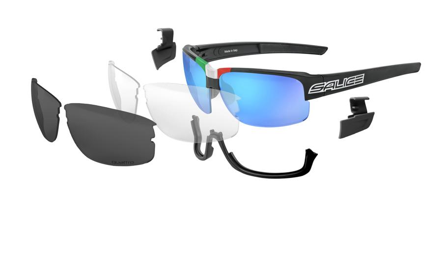 occhiali per lo sport