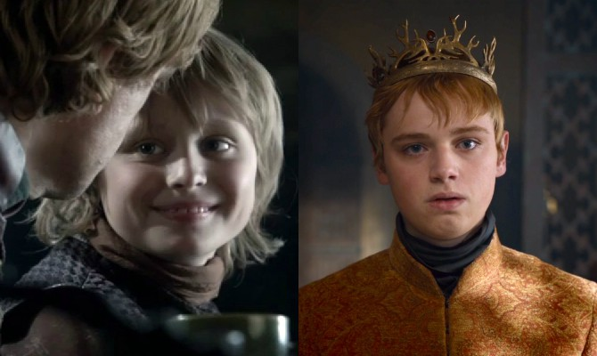 Cambi di attori a Game of Thrones: i tanti volti dei personaggi di Westeros