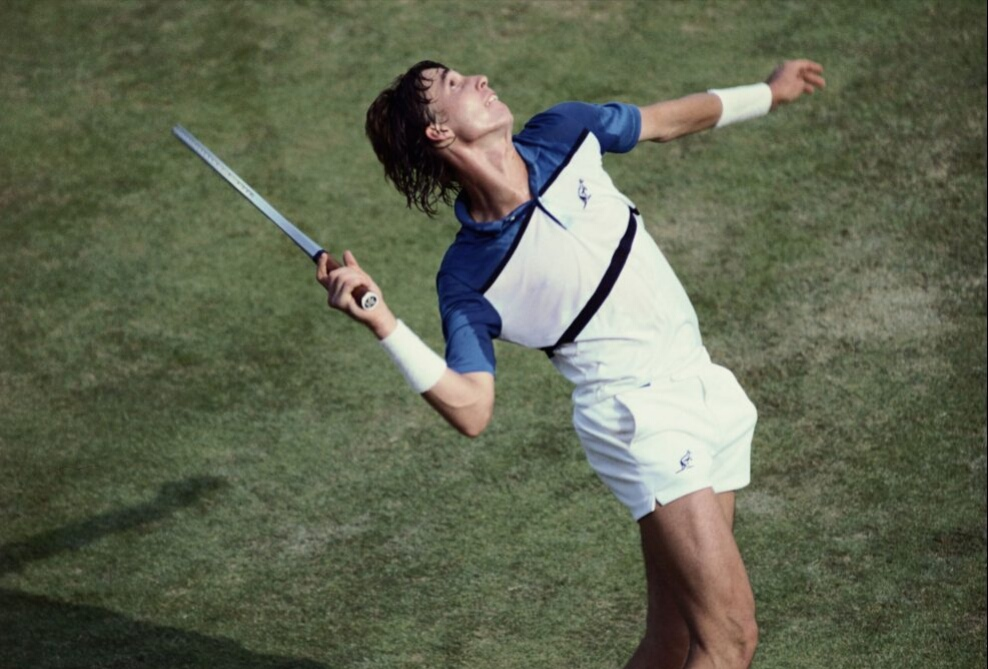 Tennis d'antan: sneaker dedicate ai campioni stile.it