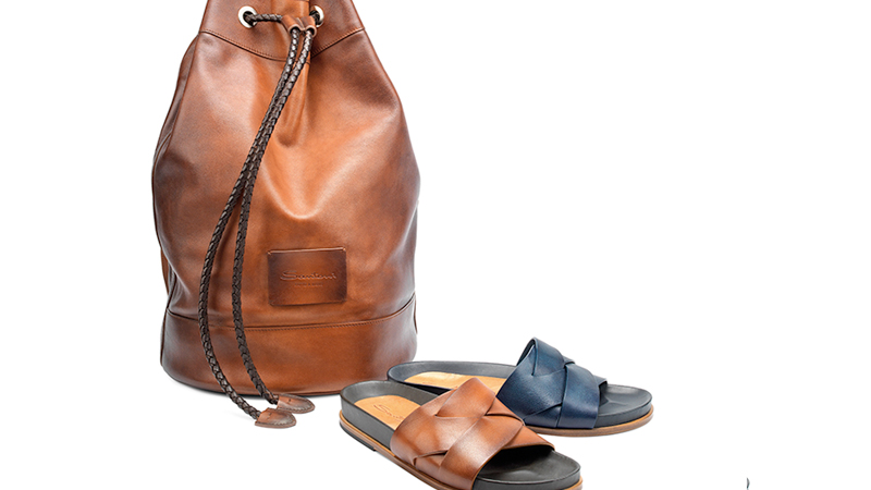 Leather mania: must have per i weekend fuori porta