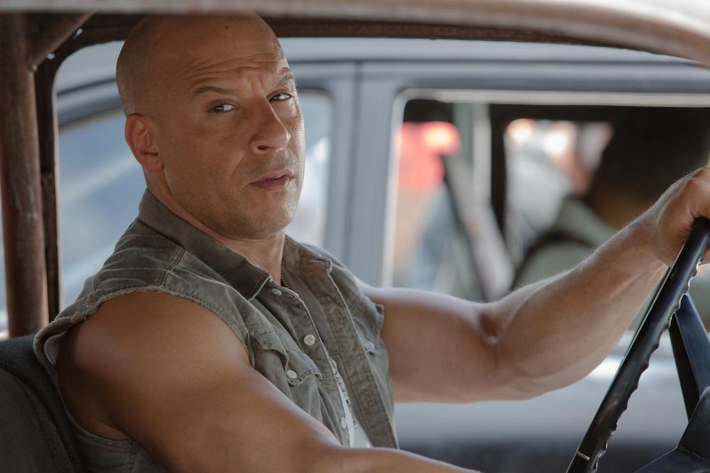 Vin Diesel compie 50 anni: la sua carriera in immagini