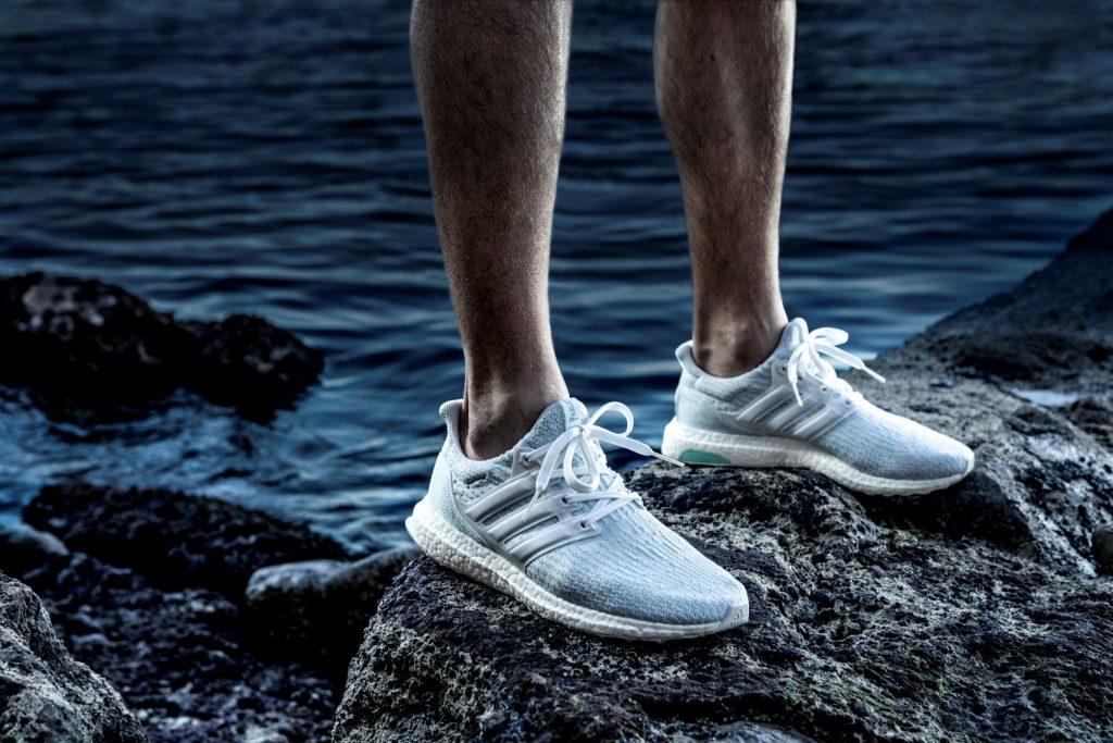 Le Ultraboost Parley di Adidas colore