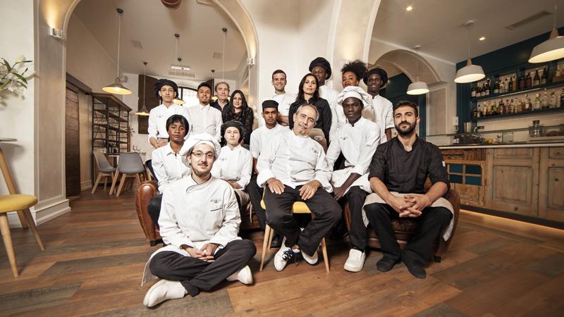 Team ristorante Altrove