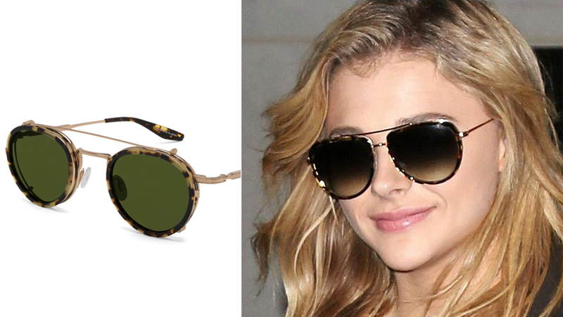 Celebrities sunglasses: occhiali per veri divi