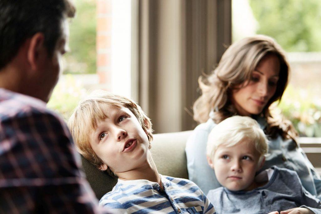 Errori che tutti i genitori commettono con i figli